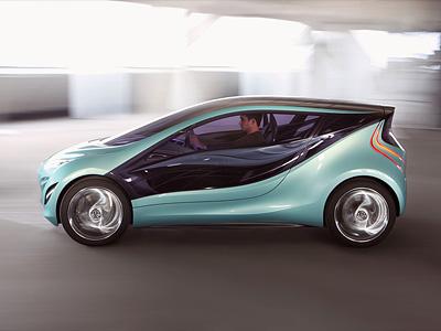 Концепт-кар Mazda Kiyora