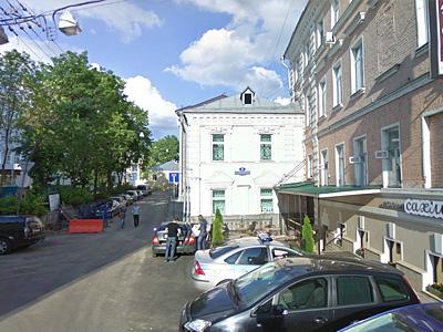 Большой Каретный переулок дом 8