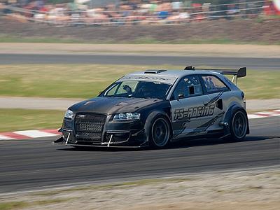 Audi S3 в тюнинге TS Racing