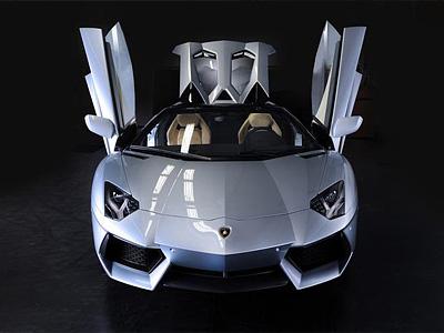 Родстер Lamborghini Aventador