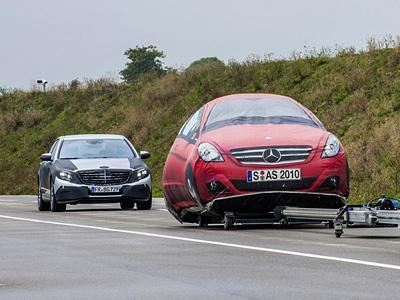 Новый Mercedes-Bens S-класса