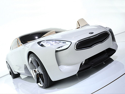 Прототип Kia GT
