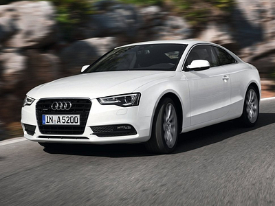 Audi A5 текущего поколения