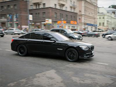 BMW 7 серии в Москве