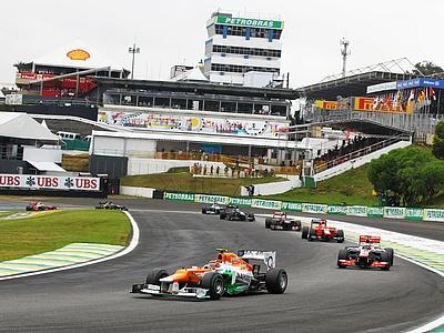 Этап Формулы-1 в Бразилии