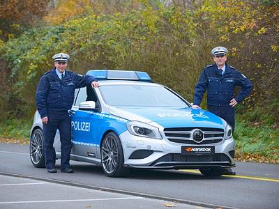 Mercedes-Benz A250 в тюнинге Brabus