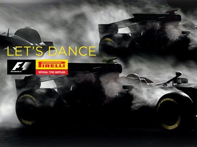 Рекламный буклет Pirelli, посвященный участию шинной компании в Формуле-1