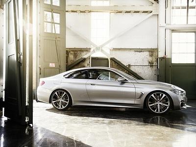 Концепт-кар BMW 4 серии