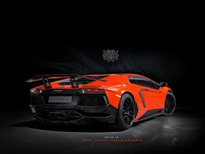 Lamborghini Aventador J в тюнинге DMC