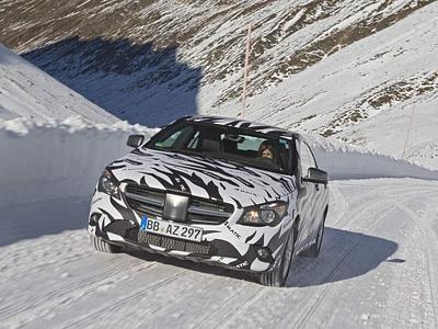 Полноприводный Mercedes-Benz CLA