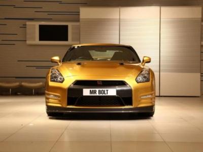 Nissan GT-R имени Усейна Болта