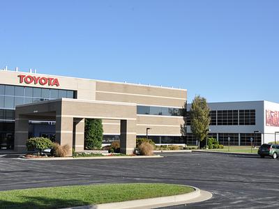 Американский офис «Тойоты»