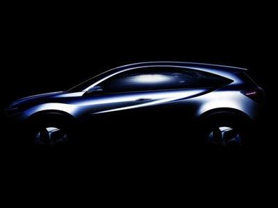 Кроссовер Honda «Urban SUV Concept»