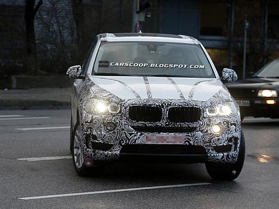 Обновленный BMW X5