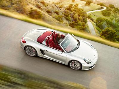 Самый доступный Porsche на рынке — Boxster