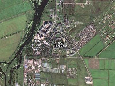 Поселок Тельмана Тосненского в Ленинградской области