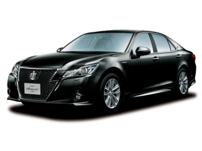 Новый седан Toyota Crown Athlete