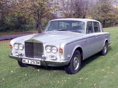 Rolls-Royce Silver Shadow Фредди Меркьюри