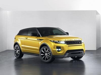 Спецверсия Range Rover Evoque