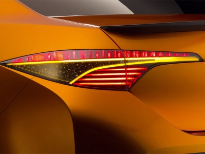 Концепт Toyota Furia
