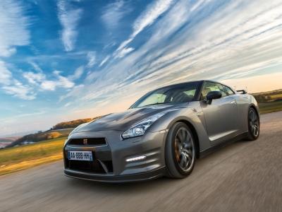 Nissan GT-R 2013 модельного года