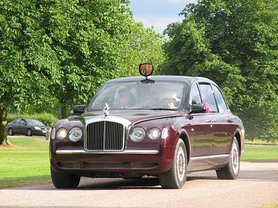 Bentley Елизаветы II