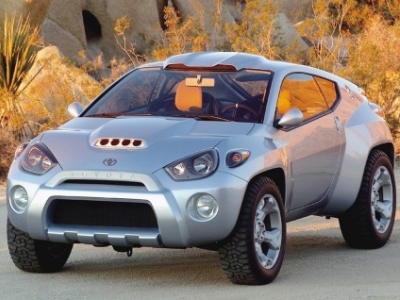 Toyota Rugged Sports Coupe