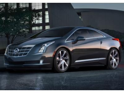 Cadillac ELR 2014 модельного года
