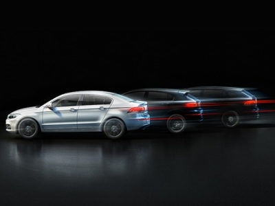 Тизер новых Qoros -- седан GQ3, хэтчбек Cross Hybrid и универсал Estate