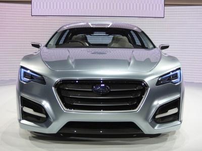 Концепт-кар Subaru Advanced Tourer