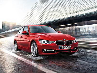 Текущее поколение BMW 3 серии