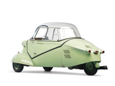 Один из лотов - автомобиль Mivalino