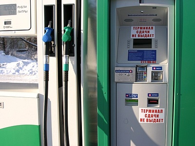 Автоматизированная АЗС в Казани