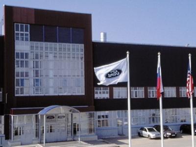 Завод Ford во Всеволжске