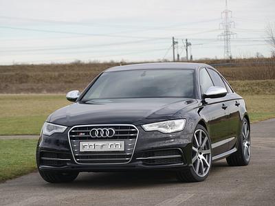 Audi S6 в тюнинге MTM