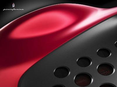 Тизер концепт-кара Pininfarina Sergio