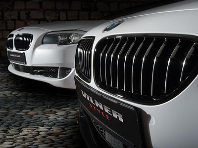 BMW 5 и 6 серий в тюнинге Vilner