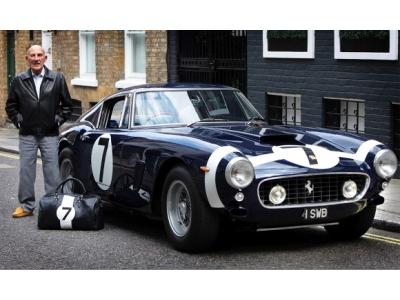 Ferrari 250GT SWB 1960 года выпуска.