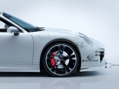 Porsche 911 Carrera 4 от TechArt