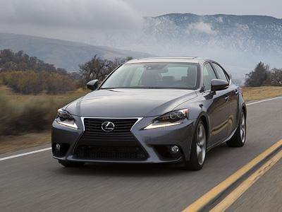 Lexus IS третьего поколения