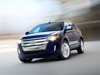 Ford Edge нынешнего поколения