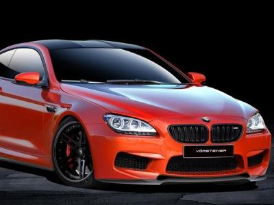 BMW M6 в стайлинг-пакете от Vorsteiner