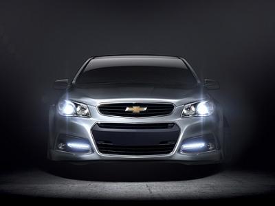 Новый Chevrolet SS