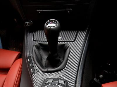 Механическая КПП на BMW M3