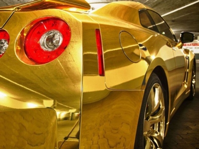 Nissan GT-R в доработке WrapStyle