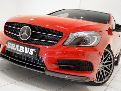 Mercedes-Benz A-Class B25