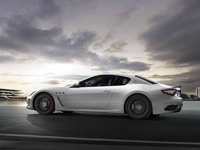 Текущее поколение Maserati GranTurismo MC Stradale