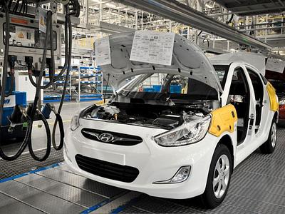 Обновленный Hyundai Solaris
