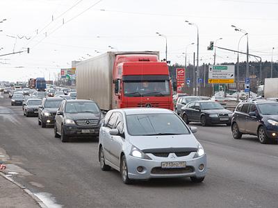Пересечение МКАД и Каширского шоссе
