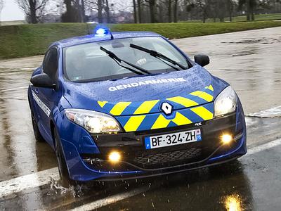 Текущее поколение Renault Megane RS